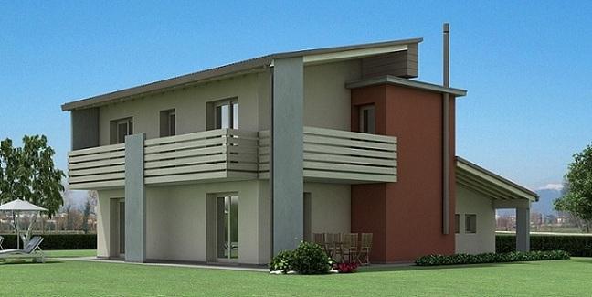 House victoria i colori dell abitare montini case - Colori case esterni ...