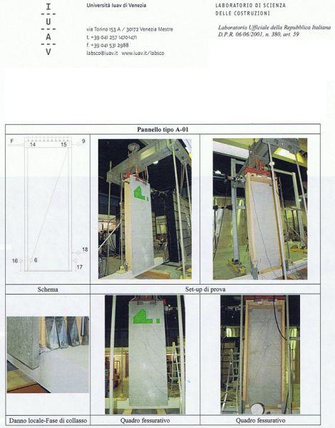 Montini case bioclima - foto prova IUAV